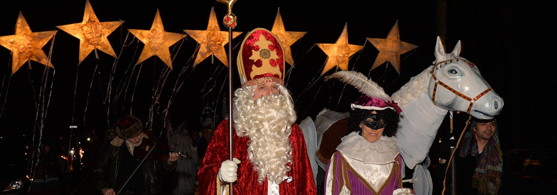 Sinterklaas Annual Rhinebeck Parade | sinterklaashudsonvalley.com