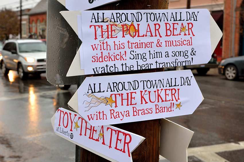 All Around Town | sinterklaashudsonvalley.com