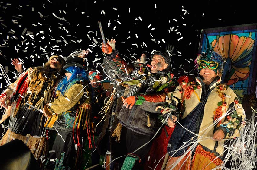 Sinterklaas Grumpuses | sinterklaashudsonvalley.com