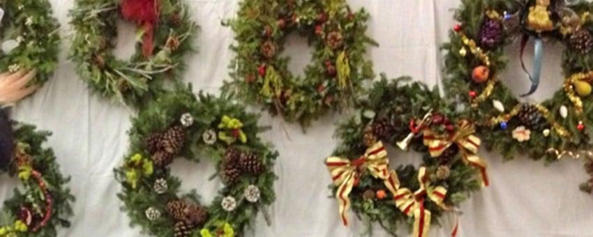 Wreaths, Sweets and Treats - kingston | sinterklaashudsonvalley.com